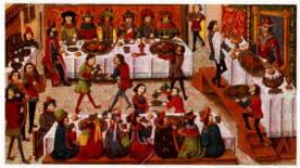 Histoire du Grand Alexandre (1460) jean Vauquelin - Petit Palais, Paris