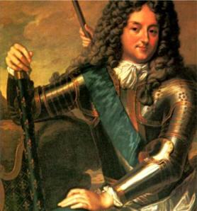 Le Régent, 1674-1723, par- J.B Santerre, Versailles