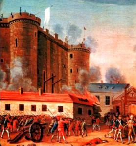 Prise de la Bastille, 14 juillet 1789 - Musée Carnavalet, Paris