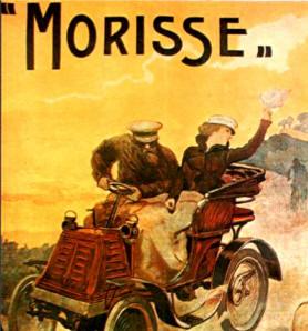 Affiche publicitaire 1900 - B.N. de Paris