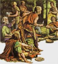 Quelques Celtes... 500 av J.C
