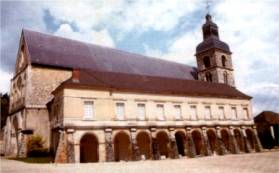 Chapelle Dom Pérignon  de l'abbaye de Hautvillers
