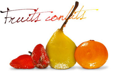 Fruits confits - ja6