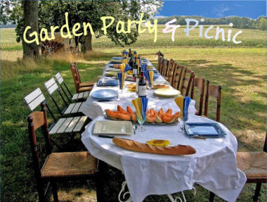 Garden Party & Picnic - ja6