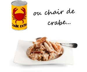 chair de crabe - ja6