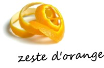 zeste d'orange - ja6